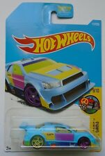 2017 Hot Wheels HW ART CARS 9/10 Amazoom 113/365 (Blue Version)