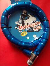 Moto Bicicleta Fuerte De Seguridad Candado (3 pies de largo)