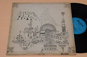 PINK-FLOYD-LP-RELICS-UK-STARLINE-LABEL-TEXTURED-COVER-DISCO-EX
