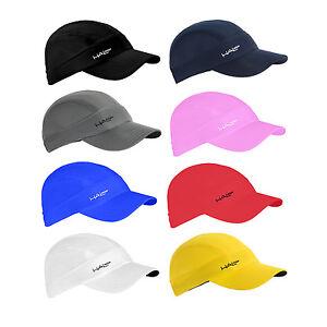 Infatigable New Halo Headband Sport Hat Breathable Fabric, Sweatband Block Sweat & Uv Spf-40