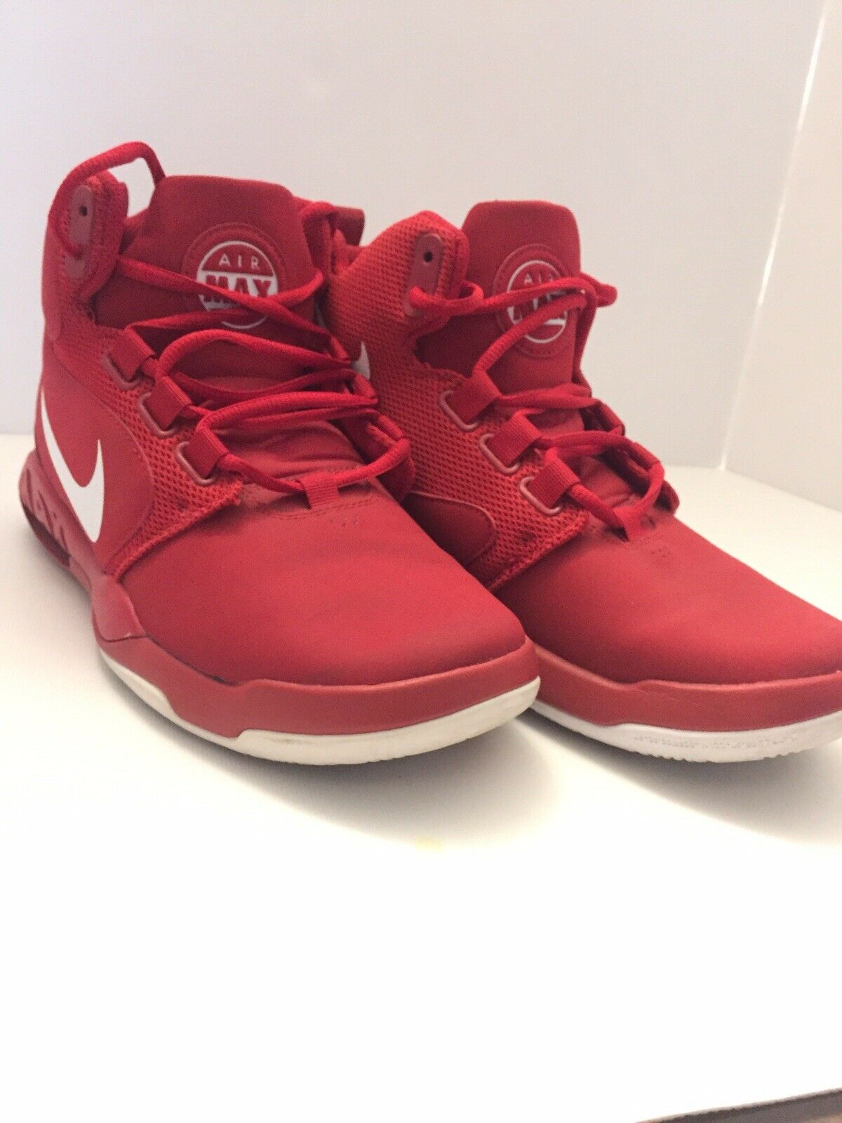 Nike Air Max CONVERSION Varsity Red On Red US Size 7.5 861678 601