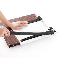 15inch Heavy Duty Paper Cutter A4 Paper Photo Guillotine Rotary Trimmer Machine
