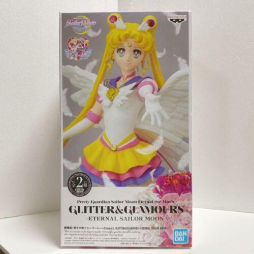 Sailor Moon Figure Eternal Glitter /& Glamours  Figure A color New version