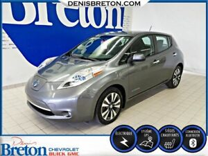 2015 Nissan Leaf SL*CUIR*INSPECTÉ*1PROPRIO*COMME NEUF