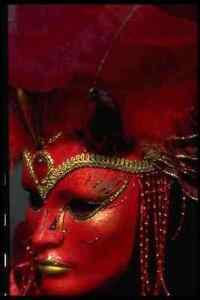 575020-Venice-Carnival-Mask-Italy-A4-Photo-Print