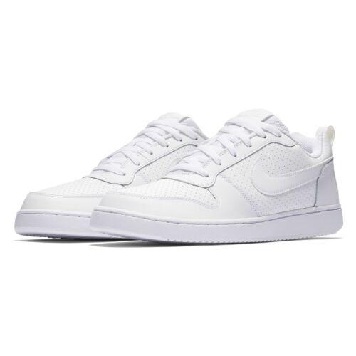 Nike Court Borough Low 838937-111 Size 8,5 9 9,5 10 11 12 Men/'s brand new white