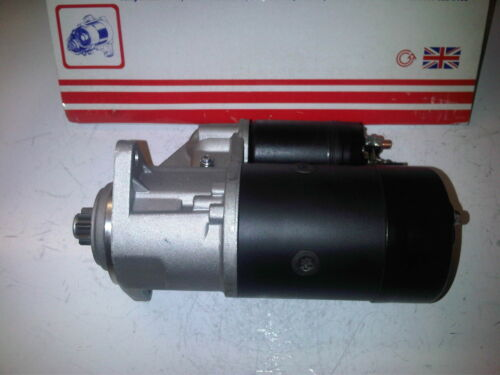 KARMANN GHIA /& 411//412 AUTOMATIC 1970-1979 BRAND NEW STARTER MOTOR VW BEETLE