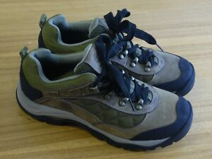 TIMBERLAND Womens Size 8.5 Leather gore tex Lace Up Hiking