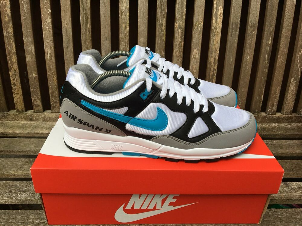 40b3697a34f3 Nike Air 2 2 2 SPAN II 2 Air og Taille 9UK 10US 44EU AH8047 001 ...
