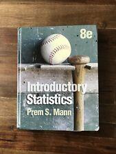 Introductory Statistics Prem S Mann 8th Edition Pdf