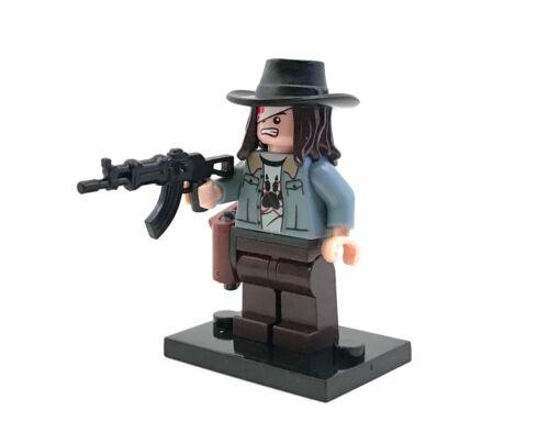 Carl Grimes The Walking Dead Custom Figure TWD Rick Maggie Daryl