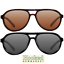 miniatuur 1 - Korda 4th Dimension Aviators Polarised Sunglasses *FREE 24 HOUR DELIVERY*