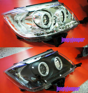 CCFL-PROJECTOR-HEADLIGHT-Head-Light-TOYOTA-HILUX-MK7-VIGO-CHAMP-2011-2012-2013