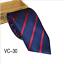 Classic-Red-Black-Blue-Mens-Tie-Paisley-Stripe-Silk-Necktie-Set-Wedding-Jacquard thumbnail 40