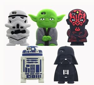 coque iphone 7 silicone star wars