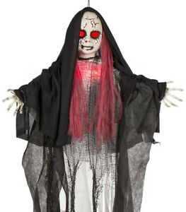 Halloween-Deko-Dekoration-Grusel-Figur-Helloween-Horrorpuppe-ca-100-cm-mit-LED