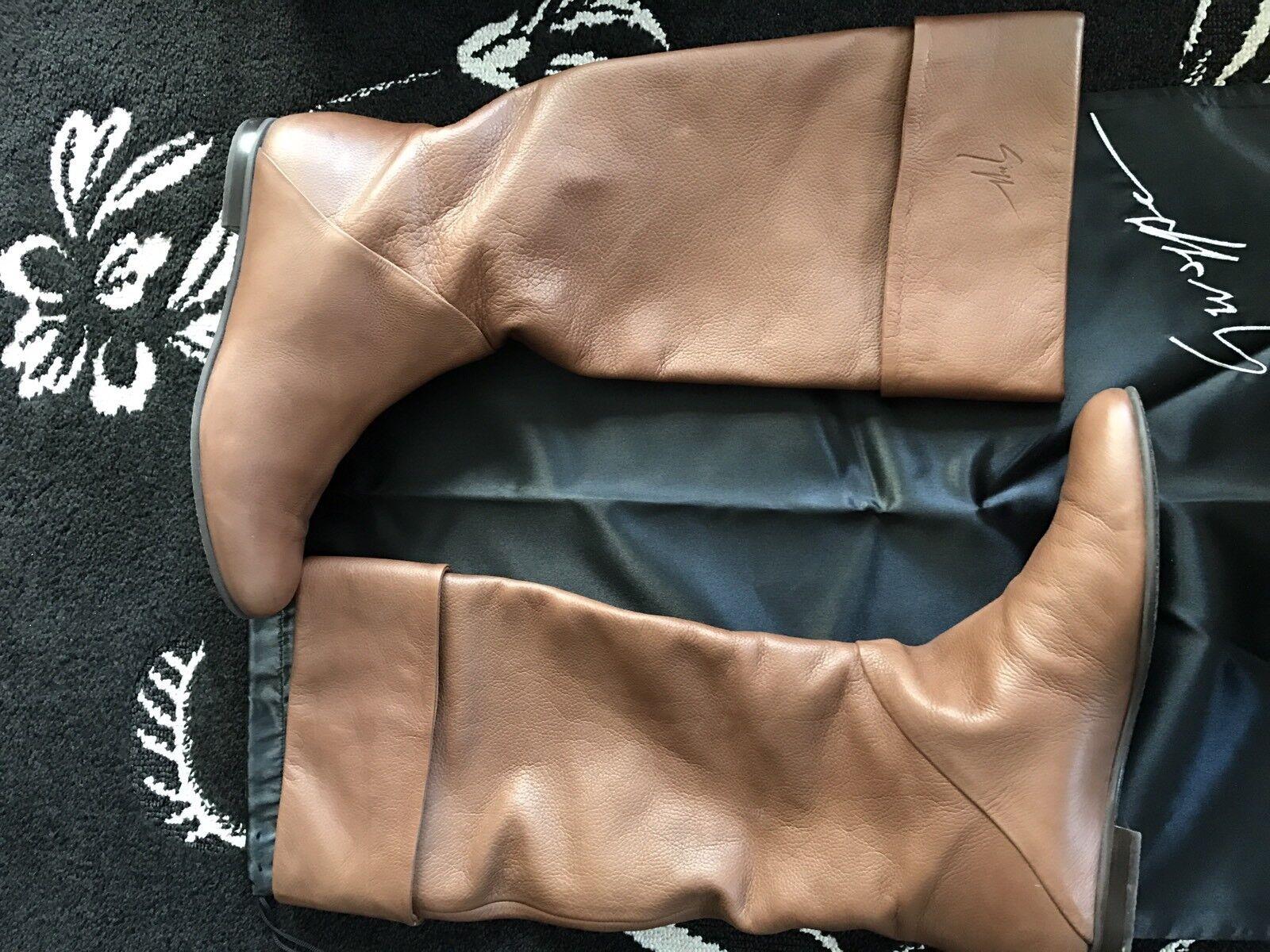bottes taille taille taille 38 portés une fois guisseppe zanotti | Design Attrayant  7407ad