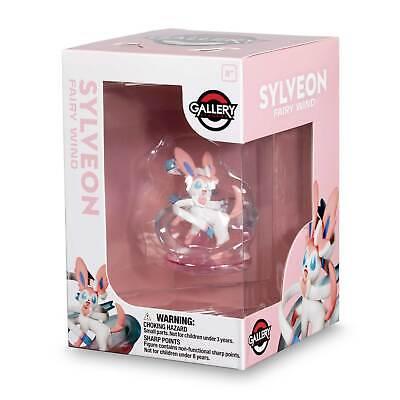 Pokemon Center Pokemon Gallery Figure Fairy Wind Sylveon New Mint Sealed