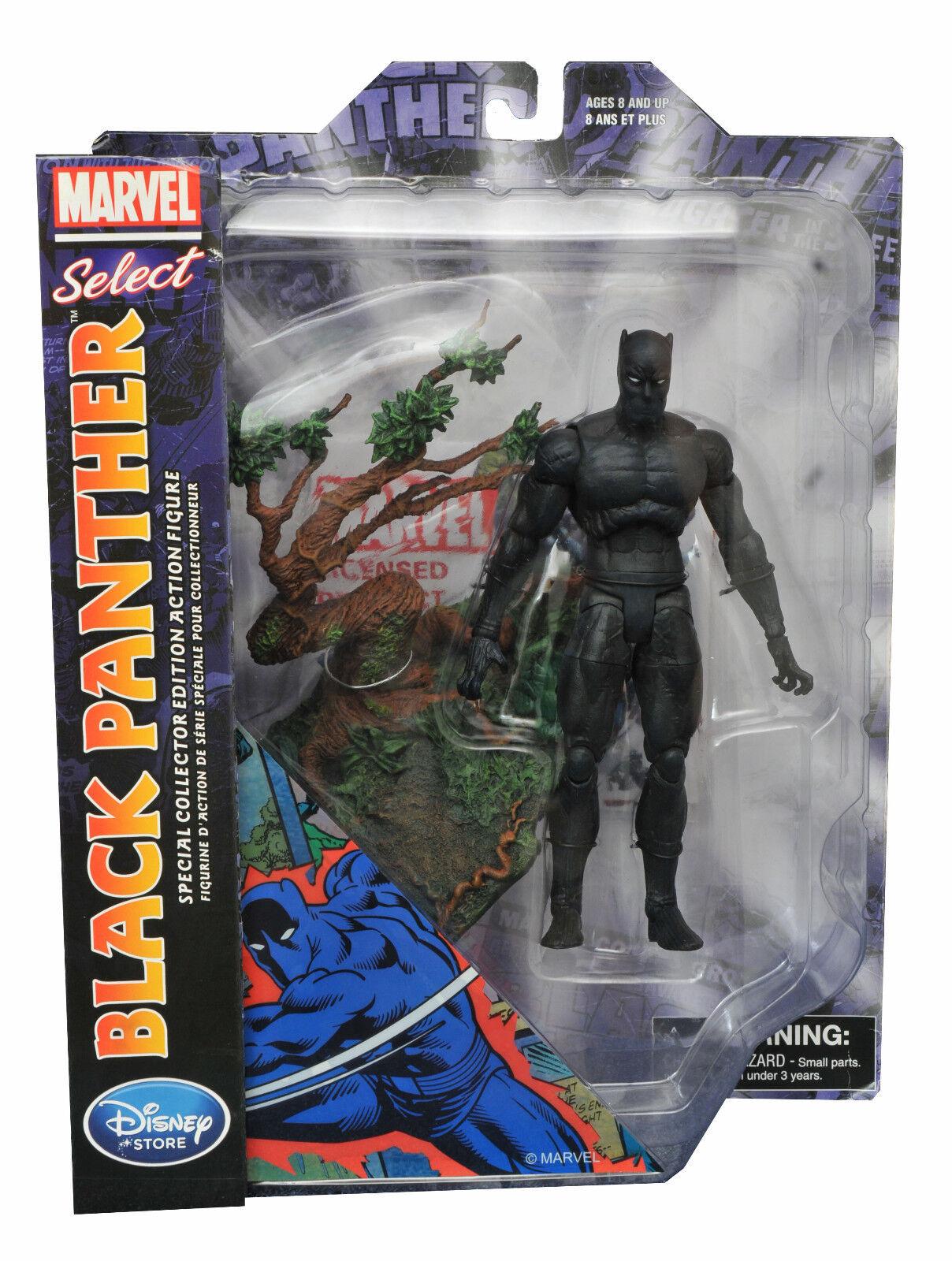 Marvel Select Figuras-Guardianes de la galaxia los los los Vengadores Ghostbusters-Nuevo 3a4aff