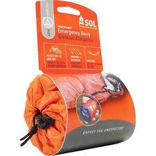 SOL Emergency Bivvy Bivy Sleeping Bag AMK Scouts Camping Hunting Shelter