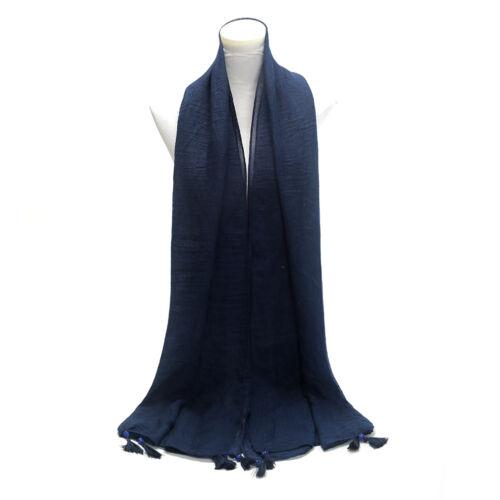 Elegant Ladies Mogul Style Beaded Tassel Scarf Shawl CoverUp