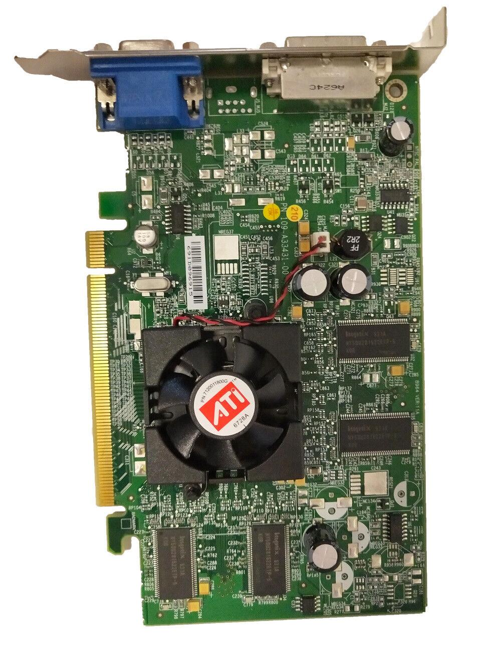 FOR ATI Radeon 7200 PCI Video Card - RAGE 6 - 32MB TESTED 109-75700-00