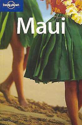 """AS NEW"" Maui (Lonely Planet Regional Guides), Kimball, Kristin, Book"