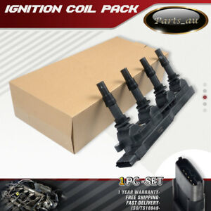 Ignition Coil Pack for Holden Astra TS AH Barina Combo Tigra XC Z18XE 98-07 1.8L 91195000067