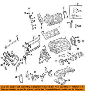 MERCEDES OEM 06-11 E350-Engine Cylinder Head 2720103520 | eBay