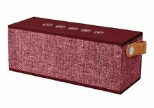 Artikelbild Fresh n Rebel Bluetooth Speaker Rockbox Brick Fabriq Edition Ruby