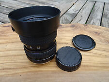 Tokina SD 28-70mm / 3.5-4.5 for Pentax K lens stunning condition.