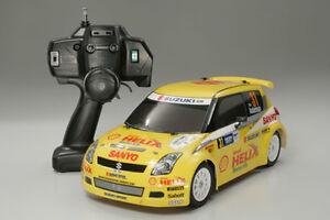 Tamiya 57754 RTR 4WD Suzuki Swift Super 1600 - M03M | eBay