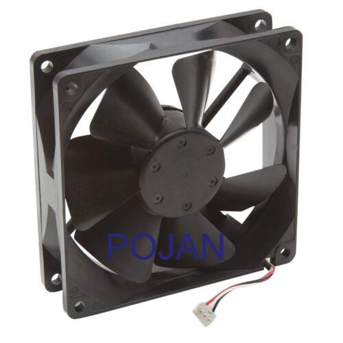 RH7-1552-000 fit for hp laserjet 5000 5100 cooling fan Free shipping 120day waty