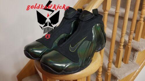 Garnett Zoom Green Pe Legion Black Flightposite 300 Nike Air Foamposite Ao9378 qXxtwn7