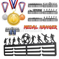 12.6/'/' x 5.3/'/' Medal Hanger Wall Holder Organizer Rack Sport Race Run