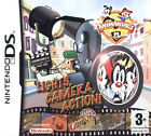 Animaniacs Lights Camera Action (nintendo Ds) Nintendo DS