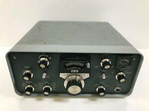 Heathkit Sb 400 Vintage Ham Radio Transmitter Ebay