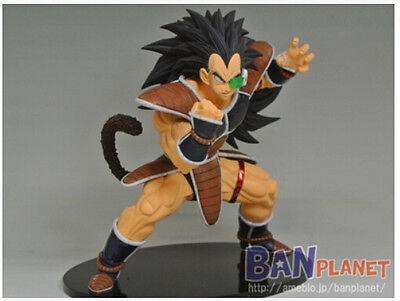 Banpresto Dragon Ball Z SCultures Tenkaichi 5 Raditz Figure DBZ221