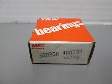 5203SB MRC DOUBLE ROW BALL BEARING