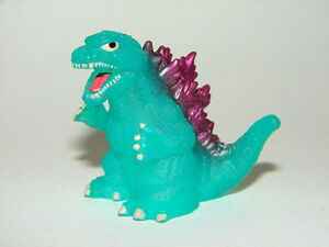 SD Godzilla 2000 CHASE Figure from Godzilla Soushingeki Set! Gamera