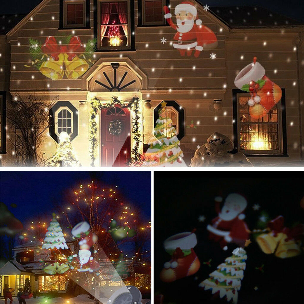 Details Of Cheap Outdoor Christmas Laser Lights Christmas: Outdoor Christmas LED Lights Moving Laser Projector