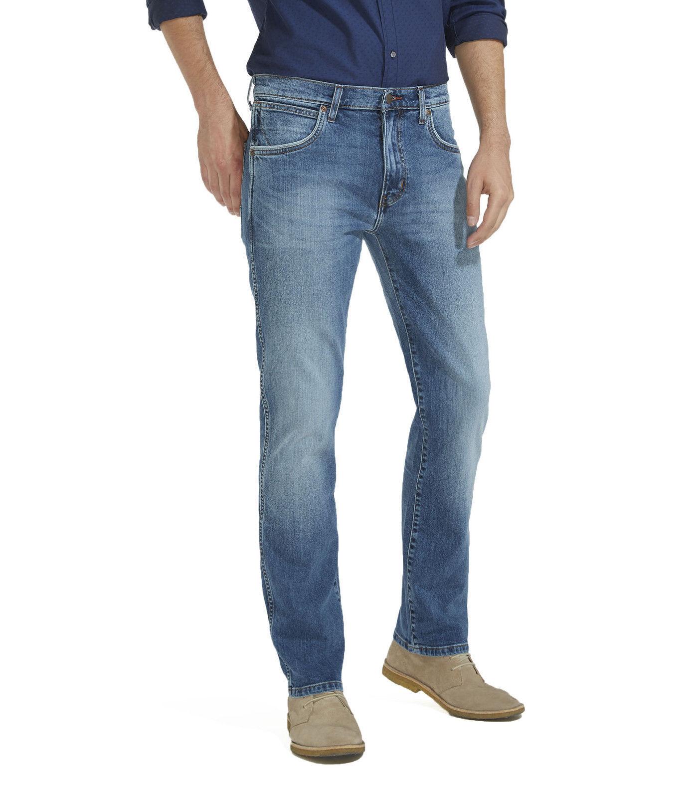 c313e69dc350 WRANGLER jeans originale Uomo Jeans Pantaloni Arizona Merce Nuova Blu  w120xg62u noslzt5259-Jeans