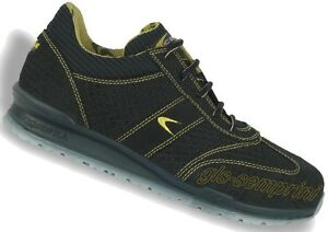 Seguridad Trabajo Zapatos Src Cofra De S1 Calzado Sivori P Detalles Cuero Planos Bajo lc3FKJT1