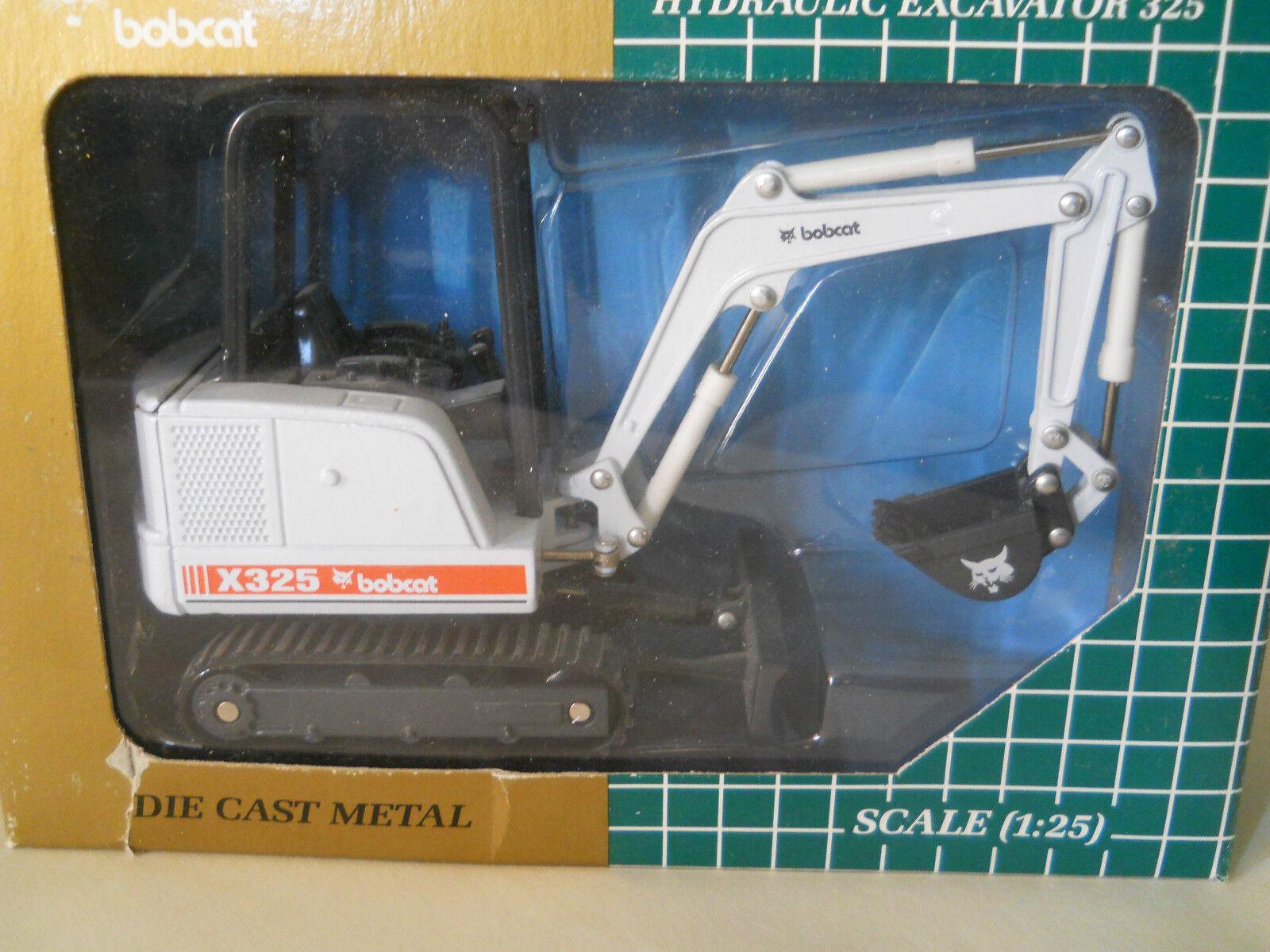 Bobcat X325 Hydraulic Excavator 325 1 25