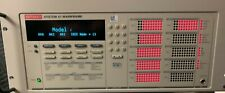 Keithley S41 Rfi 102 With Switch Matrix 7002 For Rf Microwave Signal Routing