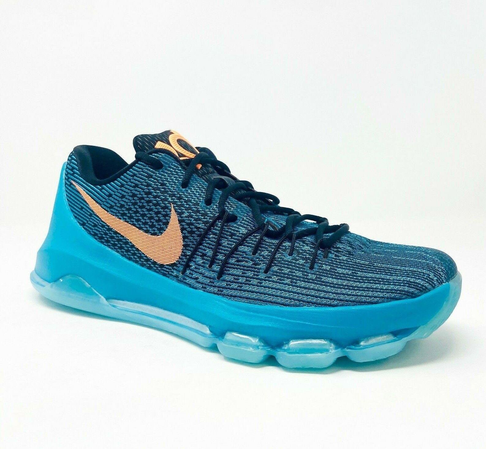 Nike KD 8 VIII Sz 11 Blue Lagoon Bright