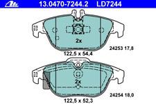 ATE 13.0470-3828.2 Bremsbelagsatz Scheibenbremse ATE Ceramic