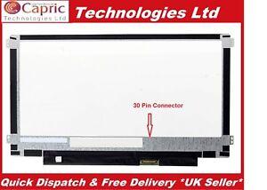 "11.6/""LED LCD Screen for Asus Chromebook C202S C202SA 1366x768 HD Display eDP 30P"