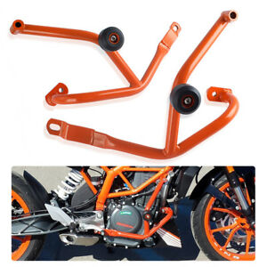 Lower Crash Bar Protection Frame Guard Protective for KTM Duke 125 200
