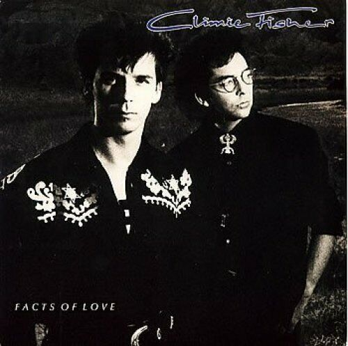 """Climie Fisher Facts of love (1989)  [7"""" Single]"""